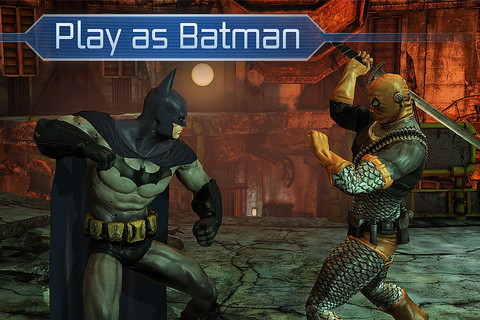 Batman Arkham City Lockdown leads the charge in Amazon's lacklustre sale to celebrate its Appstore's 3rd birthday