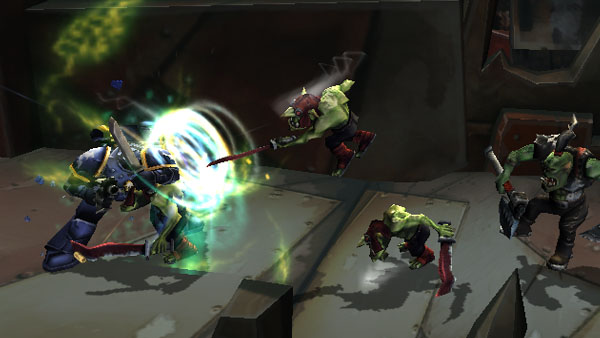 Warhammer 40,000: Carnage has had its price cut for the first time on iOS and Android