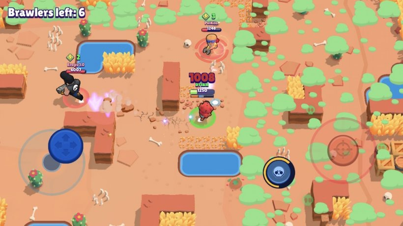 Brawl Stars preview - Hands-on with Supercell's massive new multiplayer action game
