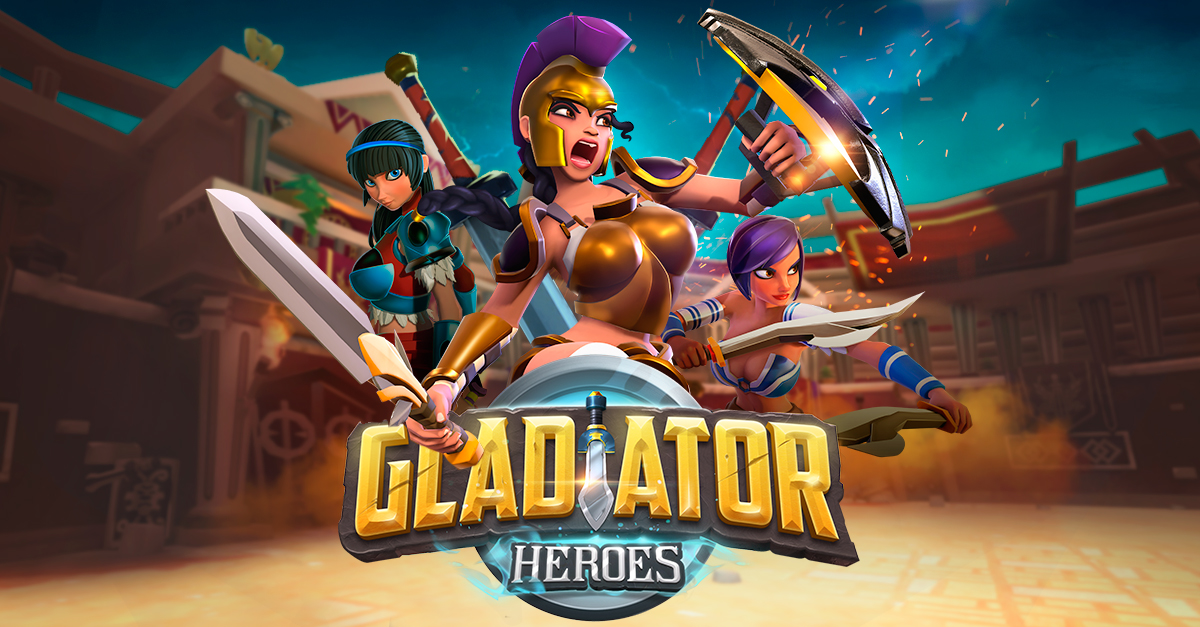 You can now visit your clan mates' cities in Gladiator Heroes
