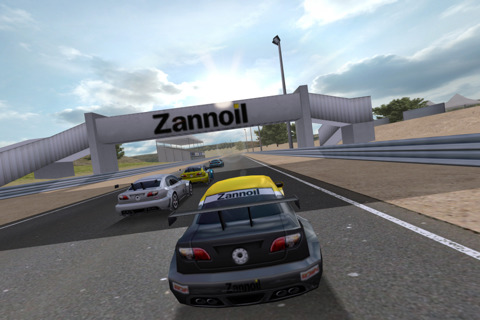 Game Center 4-player online multiplayer coming to Real Racing iPhone