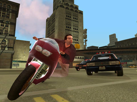 Grand Theft Auto: Liberty City Stories - Old dog, same tricks, more bite