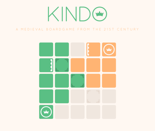 Abstract strategy game Kingdoms renamed Kindo, should be out on iOS shortly