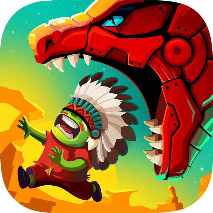 Dragon Hills 2 review - A surprisingly shiny relic from mobile gaming's past