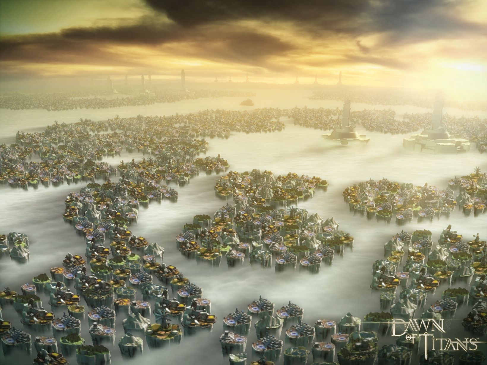 GDC 2015: Hands-on with Dawn of Titans - Zynga's face-clawingly gorgeous action strategy game