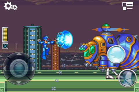 Capcom classic Mega Man X blasts onto the App Store in New Zealand