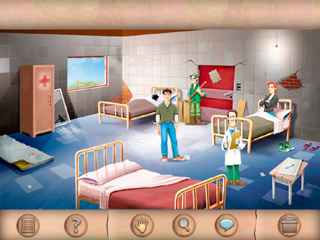 Remember who you are with upcoming point-and-click adventure Reversion - The Escape