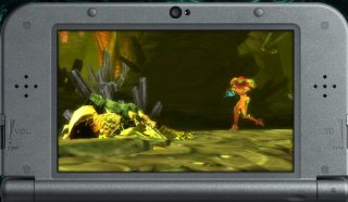 You're going to need 4 Amiibo to get all the content in 3DS remake Metroid: Samus Returns