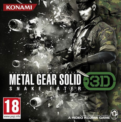 Opinion: Metal Gear Solid 3: Snake Eater is the best in the series