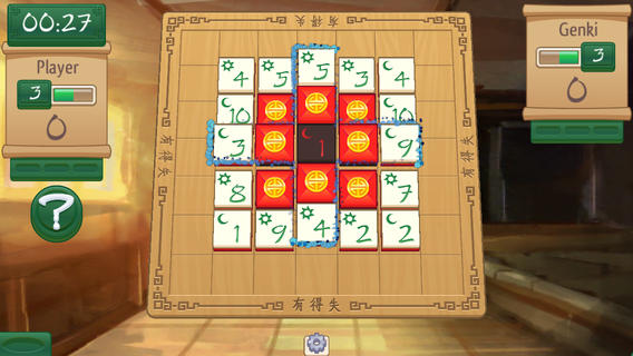 Tile Temple Tactics is a new digital boardgame that requires some seriously deep thinking to outwit your opponent