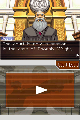 Phoenix Wright's back in the dock with DS's Trials and Tribulations