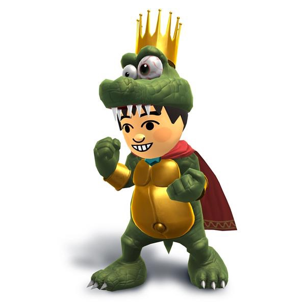 King K. Rool and Chrom come to Super Smash Bros... sort of