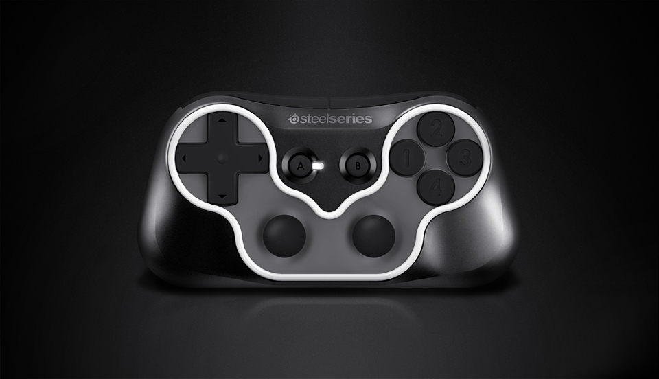 CES 2012: SteelSeries targets tablet and mobile gamers with Ion Wireless Controller