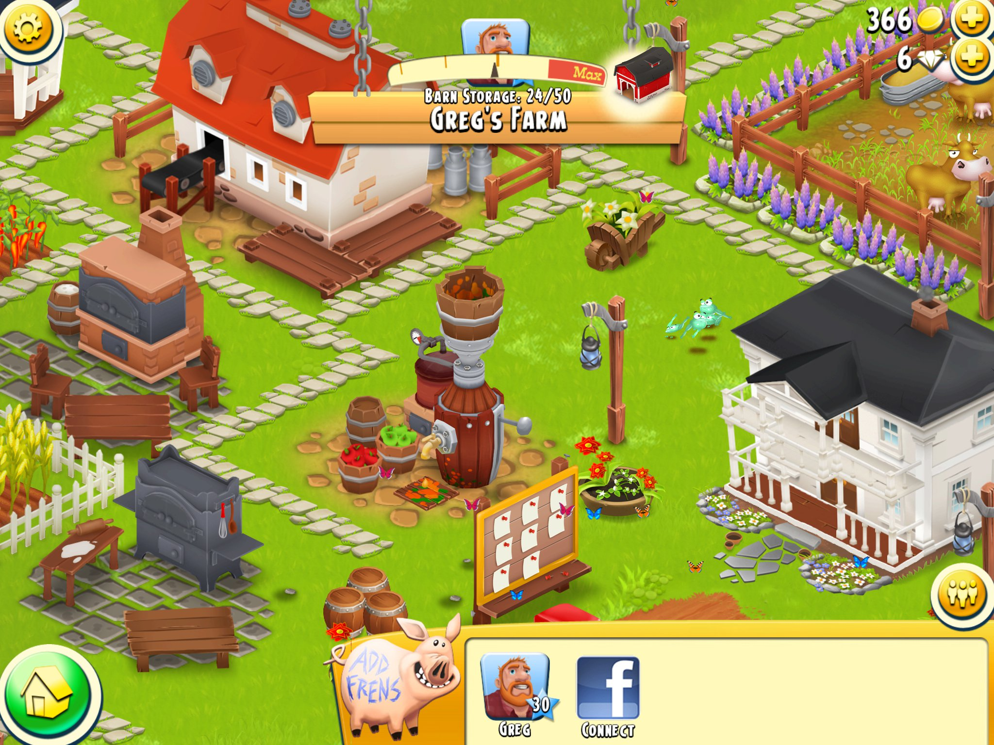 Clash of Clans dev's farming sim Hay Day comes to Android