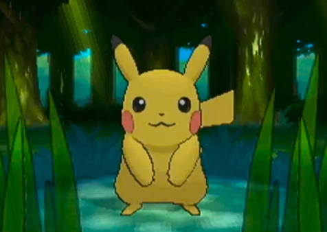 Pokemon X / Y Happy Meal toys bring Pikachu to iOS and Android. Sort of.