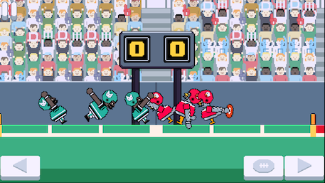 Touchdowners review - It's American football, but not as we know it