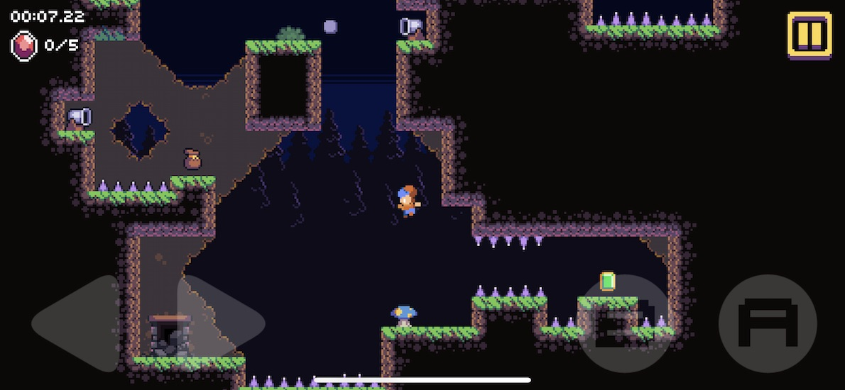 "Daggerhood review - ""An action platformer with a teleporting twist"""