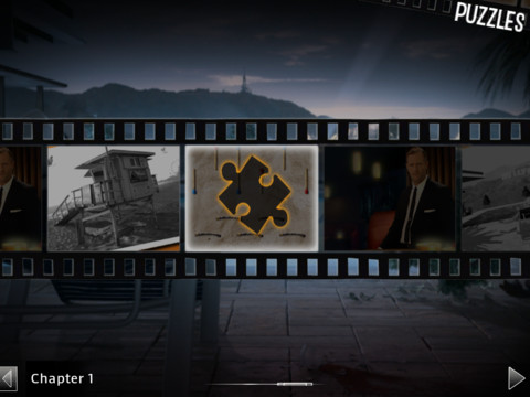 James Noir's Hollywood Crimes intrigues and challenges on iOS