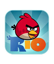 Angry Birds Rio soars to 10 million downloads in 10 days