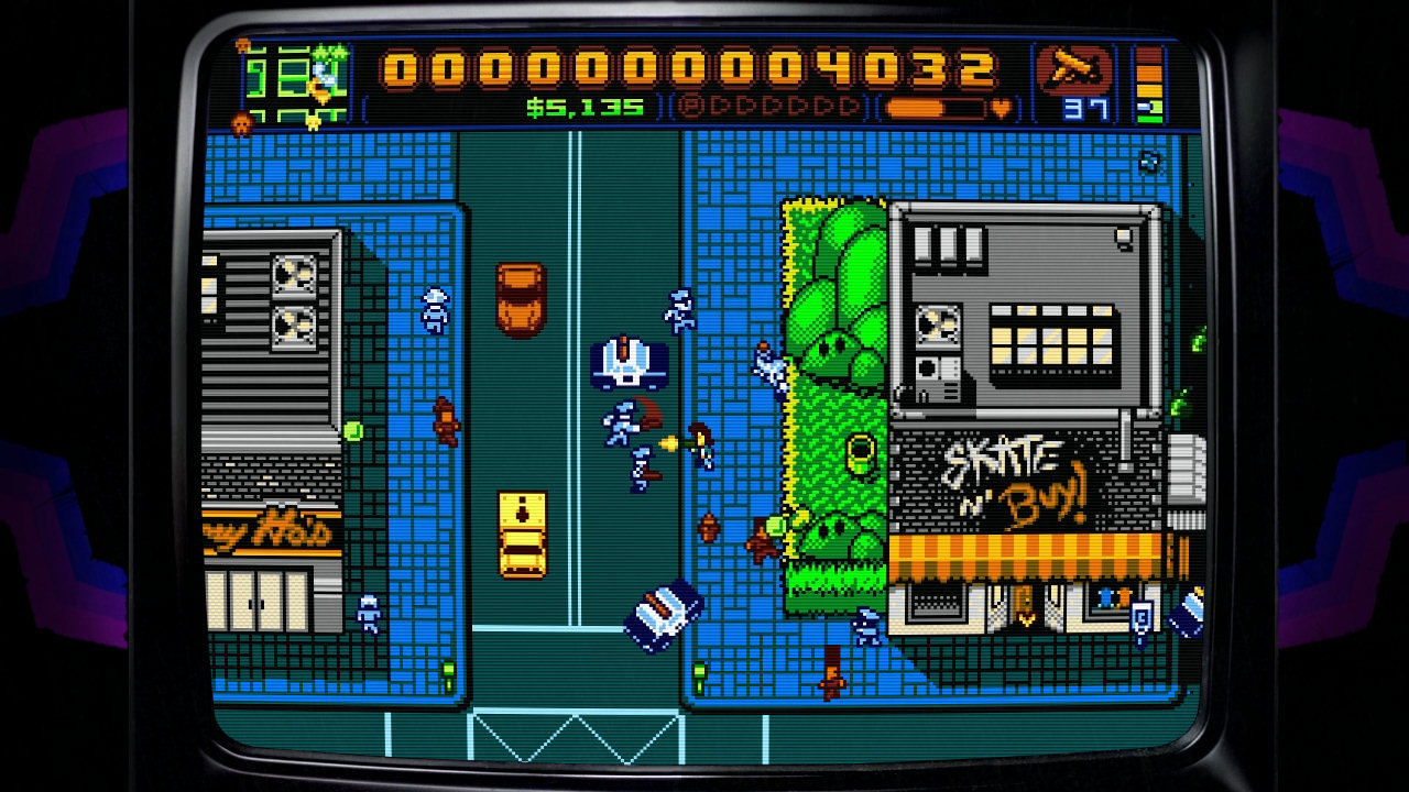 GTA-inspired Retro City Rampage heading to UK and rest of Europe on January 16th