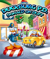 Duckburg P.D. - Donald on Duty