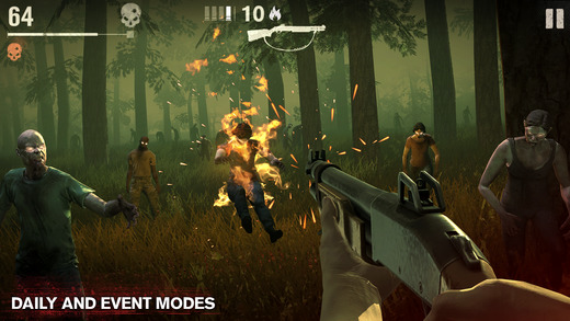 First person zombie shooter Into the Dead 2 arrives on iOS and Android
