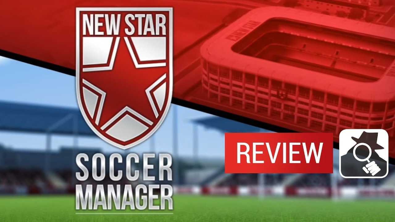 New Star Soccer Manager video review
