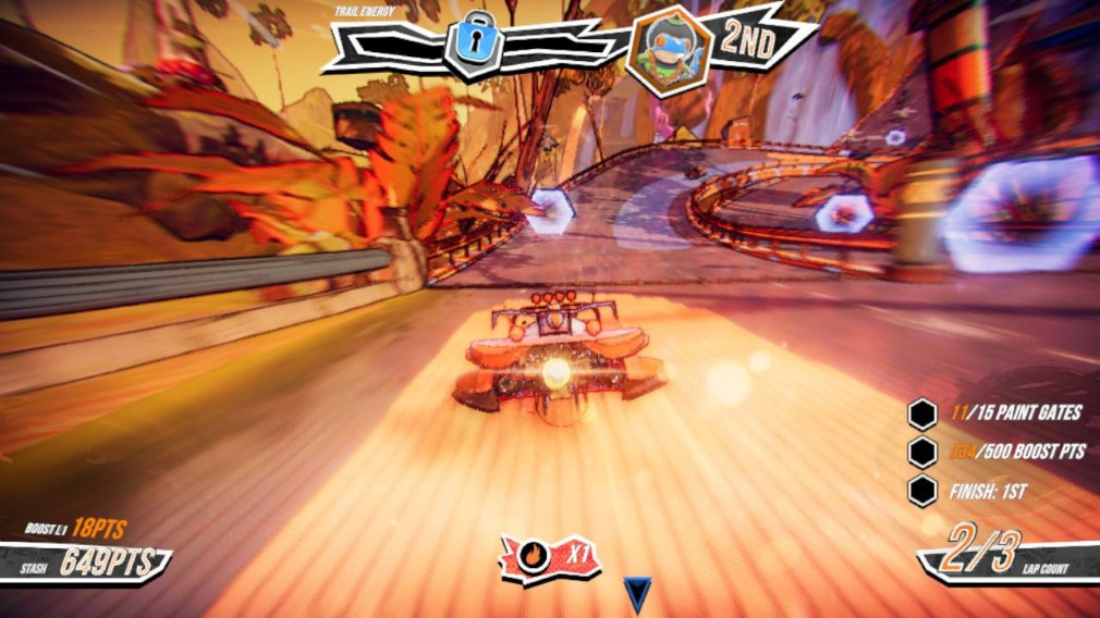 Trailblazers Switch review -
