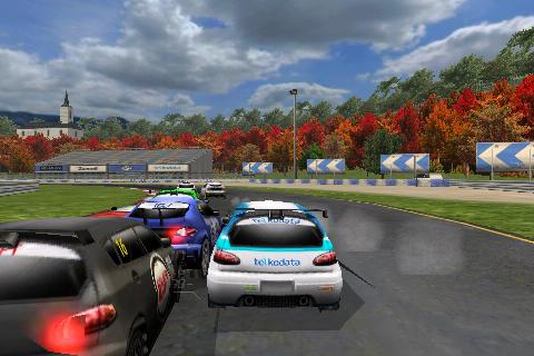 Firemint's Real Racing on iPhone updated with ability to unlock cars, tracks, events through an in-app purchase