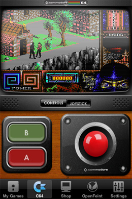 Huge new update for C64 for iPhone about to land on the App Store