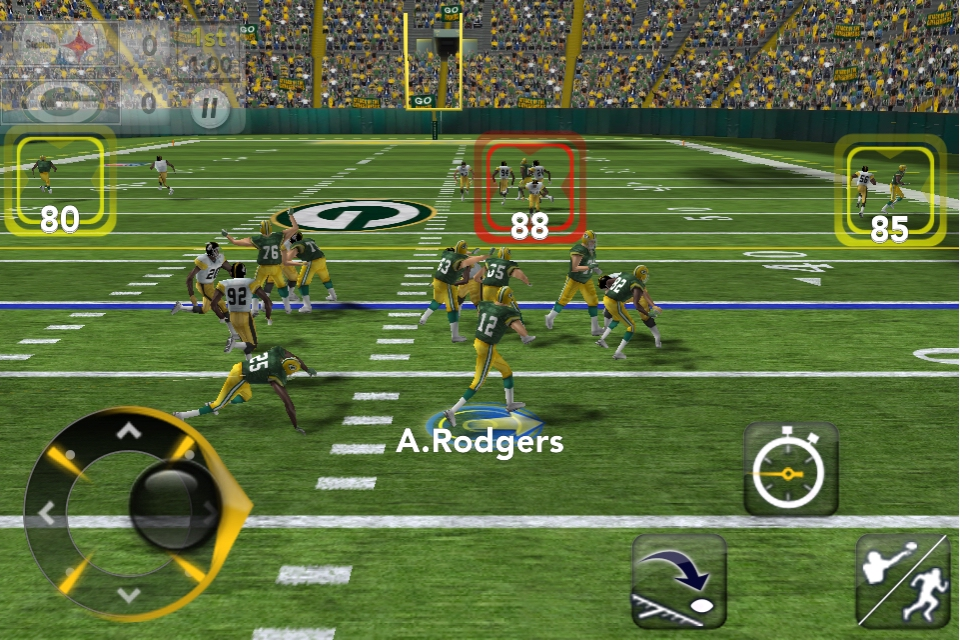 iOS Madden NFL 12 updated to include whole new game mode and local multiplayer