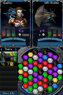 E3 2008: Hands on with Puzzle Quest: Galactrix on DS