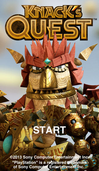 PS4 platformer Knack transformed into match-three puzzler Knack's Quest for iOS