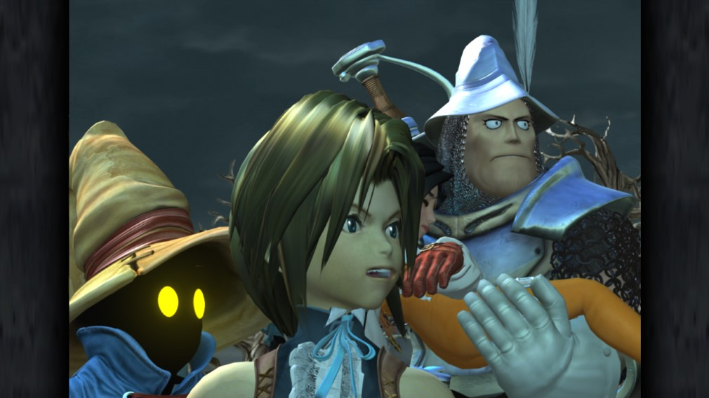 Surprise! Final Fantasy IX has dropped onto Switch