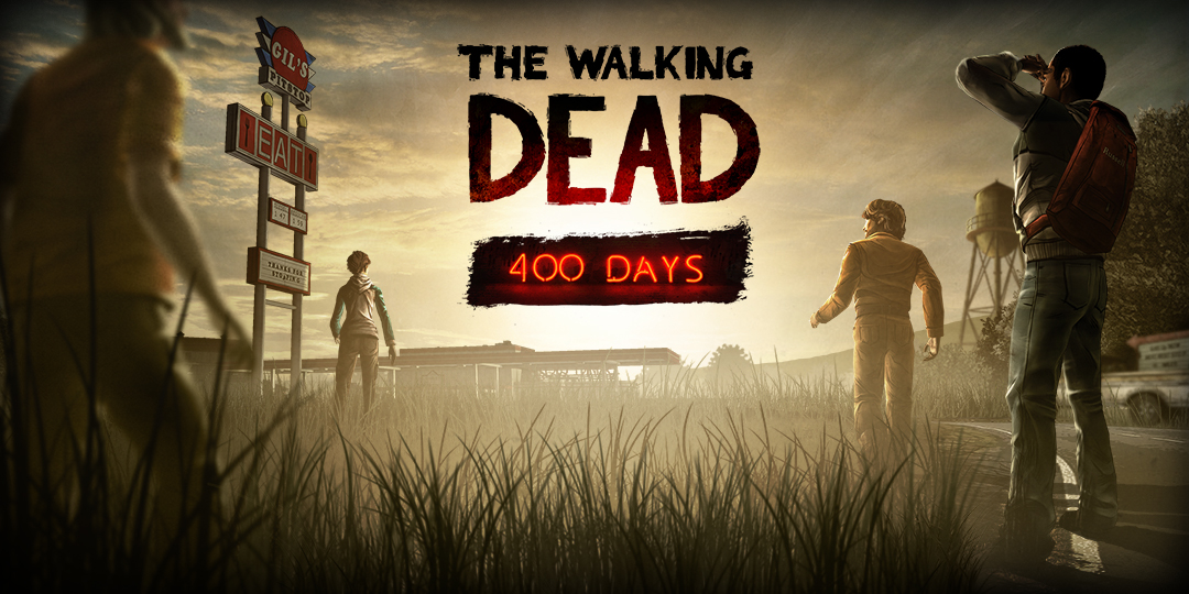 TellTale Games's The Walking Dead: 400 Days is now available for iOS