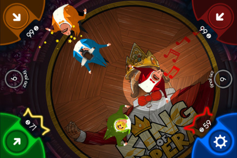 Free iPhone and iPad games: King of Opera, Bounty Avenger