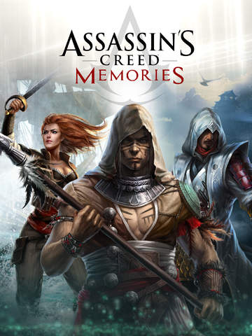 Assassin's Creed Memories is a free to play card battling RPG out now on iOS