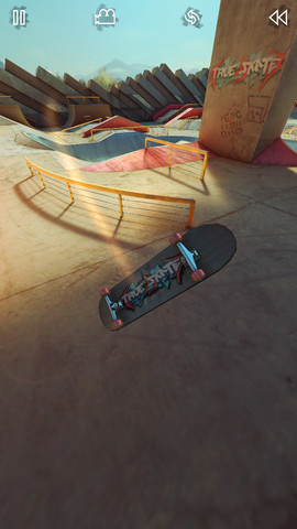 True Skate, True Axis's Gold Award-winning finger-flipping skate sim, is free right now for iPad and iPhone