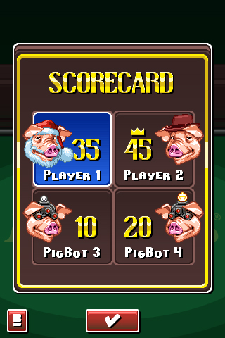 Pass the Pigs trots out onto the iPhone