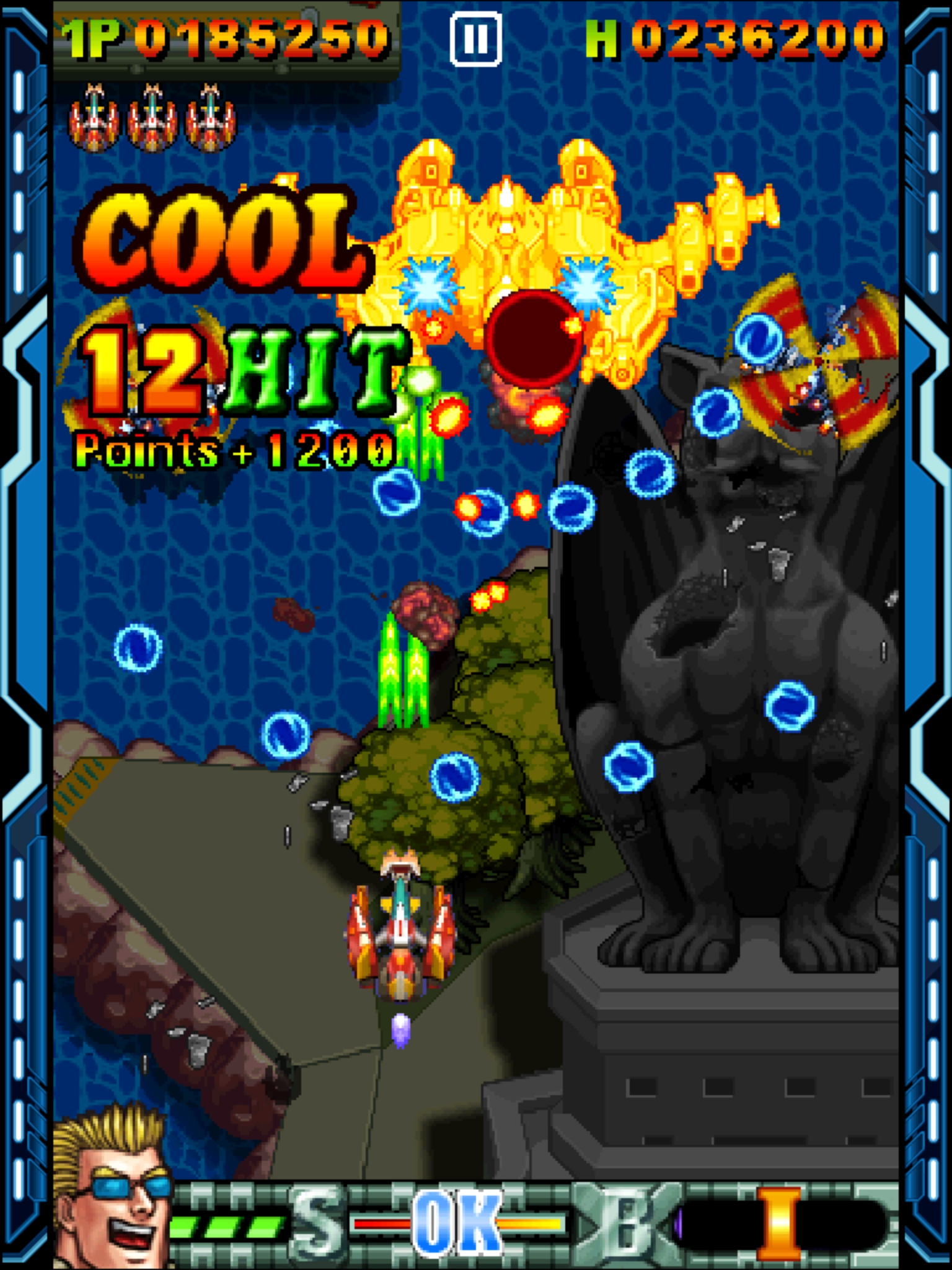 Excellent Shoot-em-up Operation Dracula finally available on Android