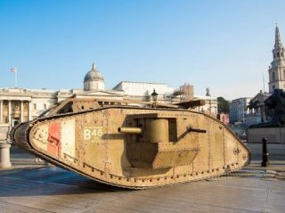 Wargaming launches app to commemorate 100 years since the first tank