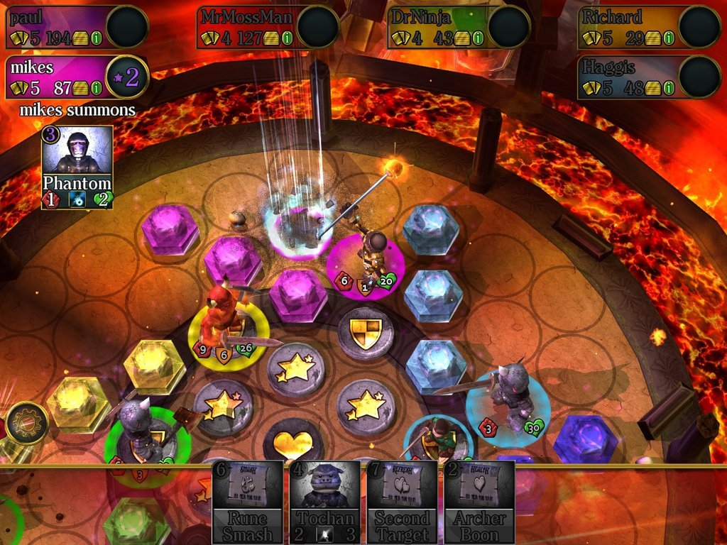 Rubicon reveals more details about its upcoming deck-building beast battler Combat Monsters