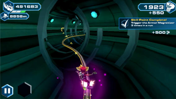Endless runner Ratchet & Clank: Before The Nexus is now on iOS and Android for free