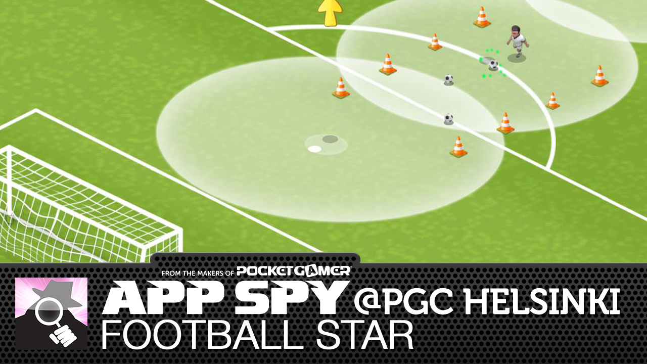 #PGCHelsinki: Football Star is an actually massive footie MMO