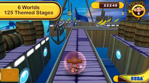 Super Monkey Ball 2: Sakura Edition will roll onto Android smartphones on March 14th