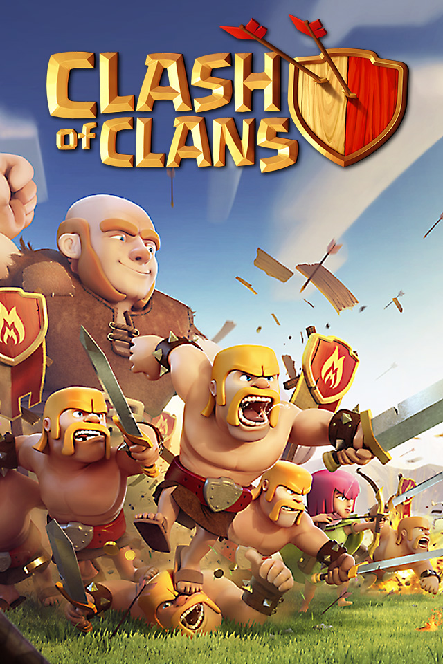 Wallpapers Clash of Clans Pocket Gamer Game Hub