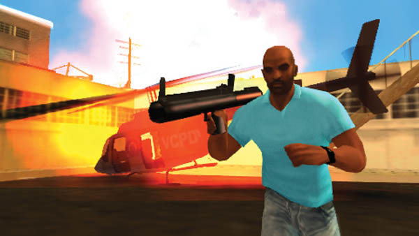 New GTA: Vice City Stories shots dug up