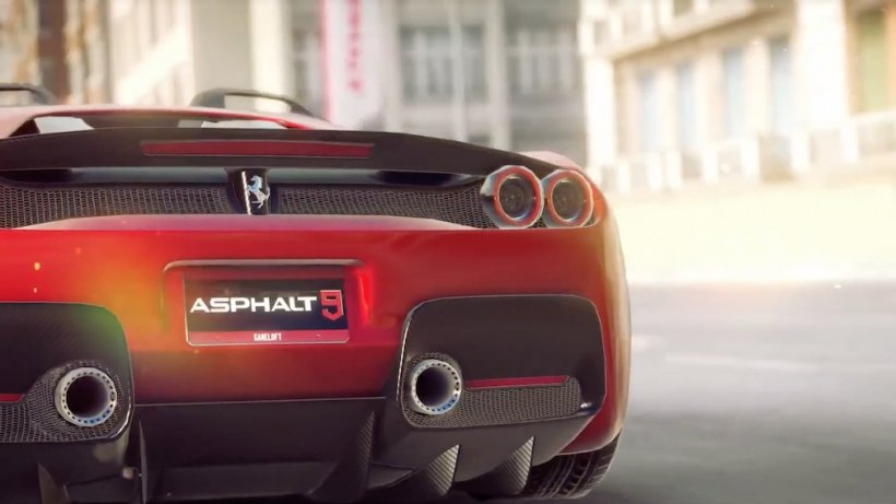 You'll definitely want to take part in Asphalt 9: Legends' in-game events this week