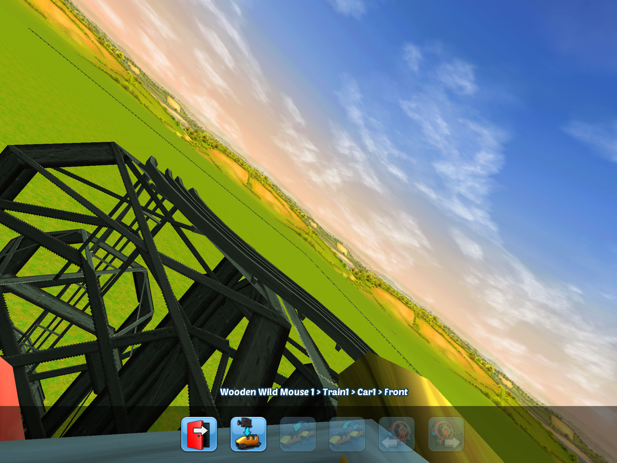 Rollercoaster Tycoon 3 - Rolling back to glory