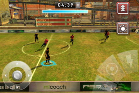pesado Pizza silbar  Is Adidas' miCoach Speed Cell making me fitter? | Articles | Pocket Gamer